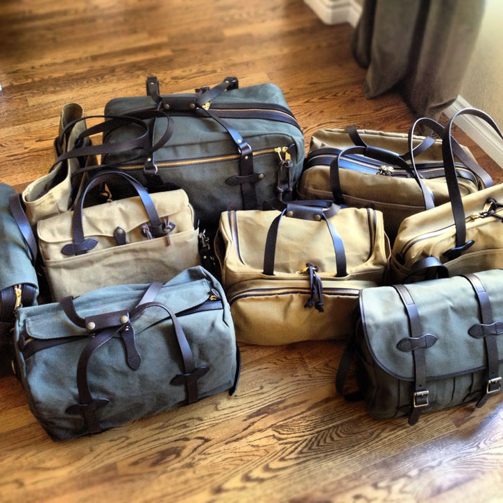 db7ad72bfc6f Which Filson Color is Best  You have decided which Filson bag ...