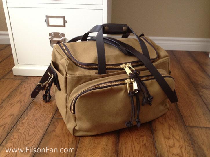 Filson Sportsman's Bag Canvas Case