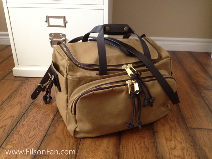 Filson Sportsman's Bag Canvas Case