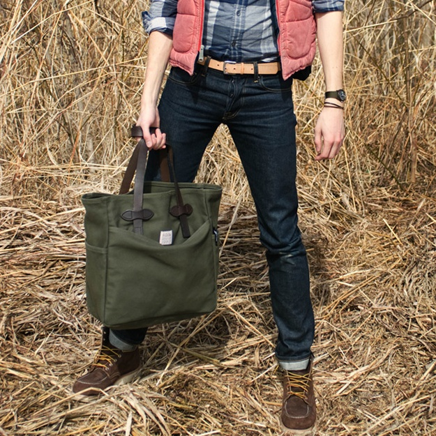 CC Filson Tote Bag Canvas Bag
